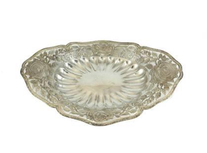 Fine Davis & Galt Sterling Silver Centerpiece Bowl