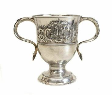 James Young George III London Sterling Silver Cup
