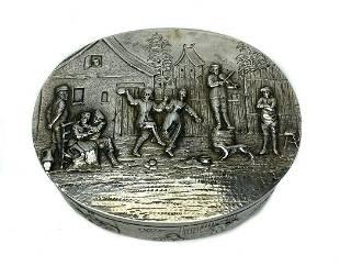Georg Roth & Co. German Hanau Silver c1910