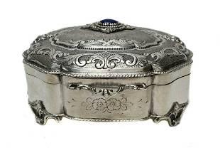 De Giovanni Argenteria Milano 800 Lapis Cabacon Box