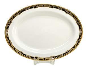 Cartier La Maison De L'Art Deco Porcelain Serving