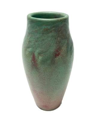 1904 Rose Fechheimer signed Rookwood Vellum glaze vase