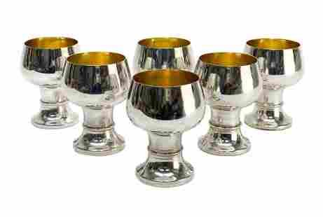 6 Guscelli & Passeri Italian Beakers