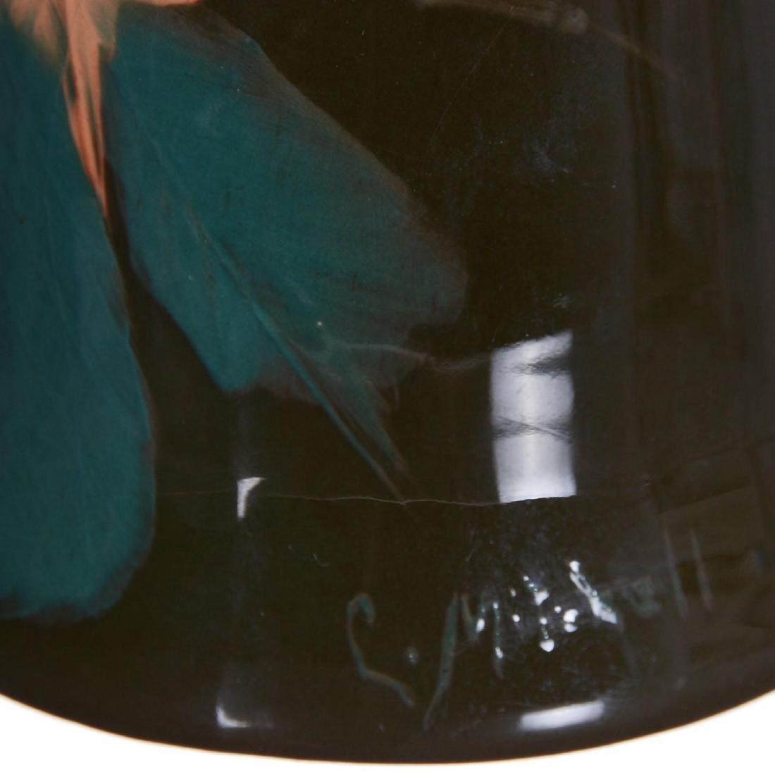 "10.75"" Roseville Rozane Ware Royal Art Pottery Vase - 3"