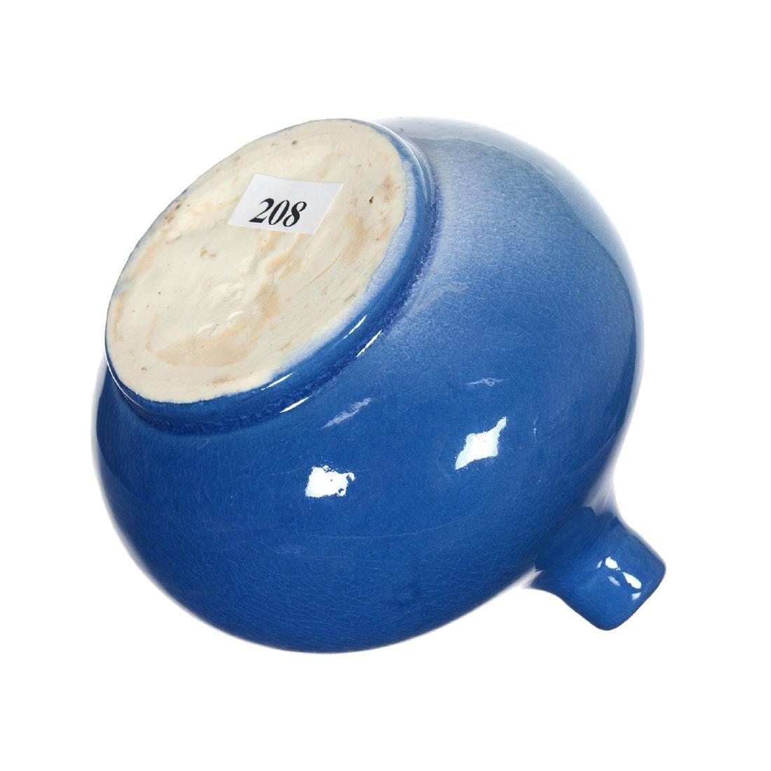 """4"""" X 4.5"""" Roseville Rozane Art Pottery Jug - 3"""