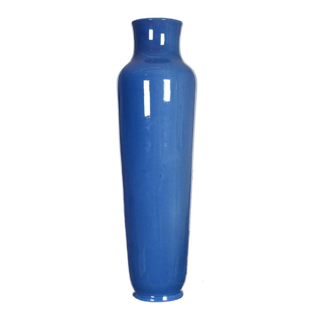 "19.25"" Roseville Rozane Art Pottery Vase - 3"