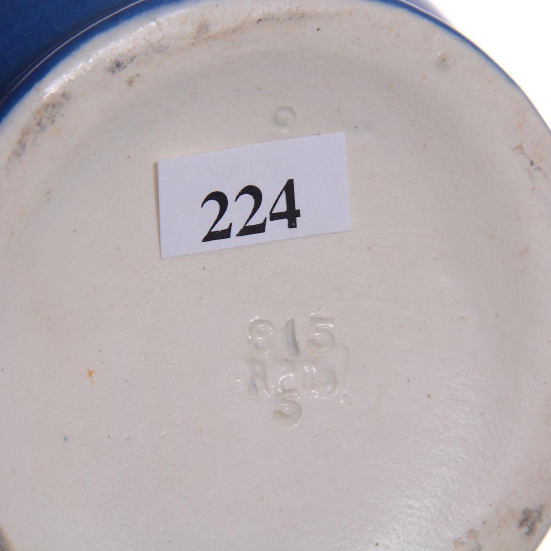 "19.25"" Roseville Rozane Art Pottery Vase - 4"
