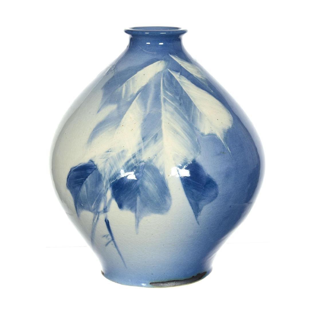 "8"" X 7"" Roseville Rozane Art Pottery Vase"