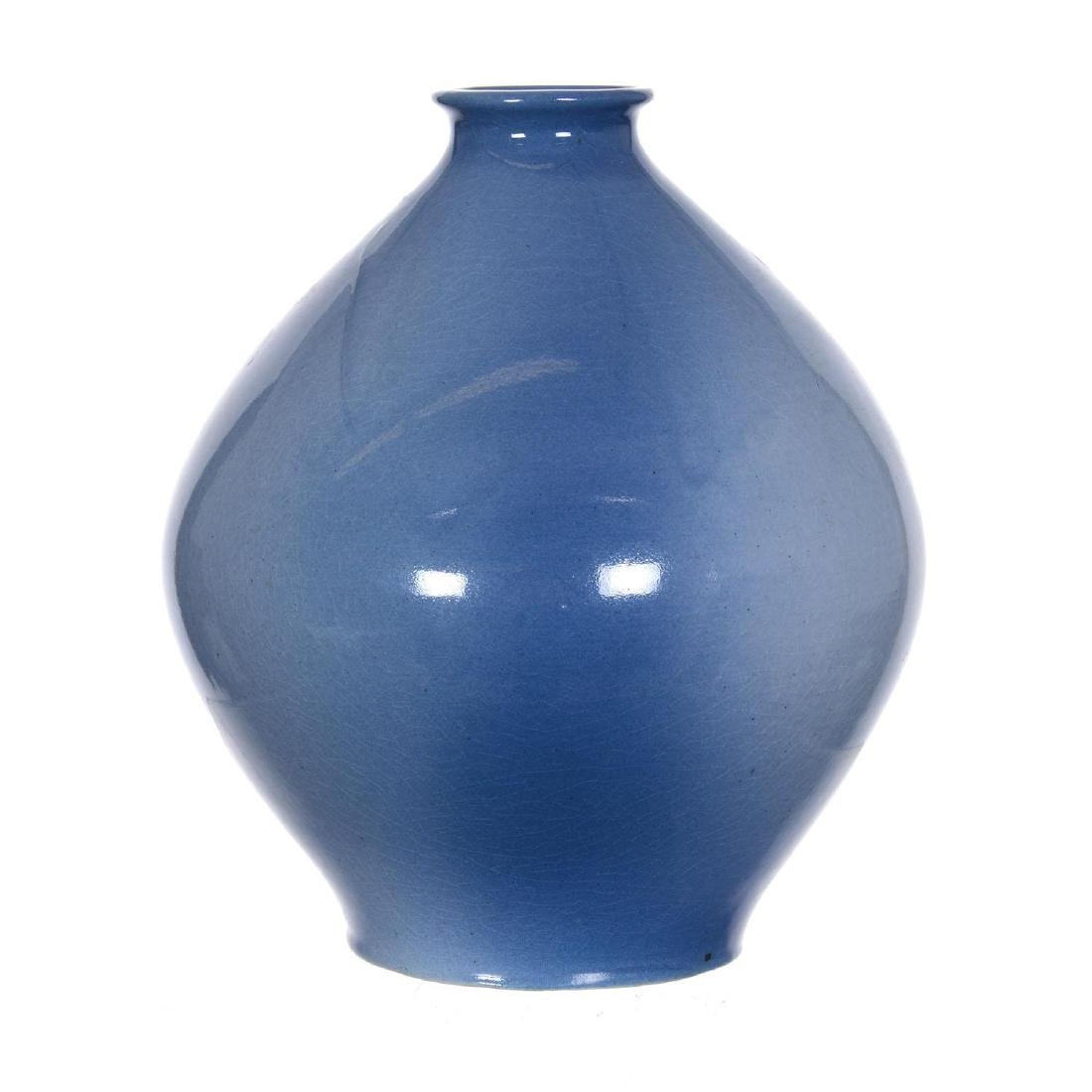 "8"" X 7"" Roseville Rozane Art Pottery Vase - 2"