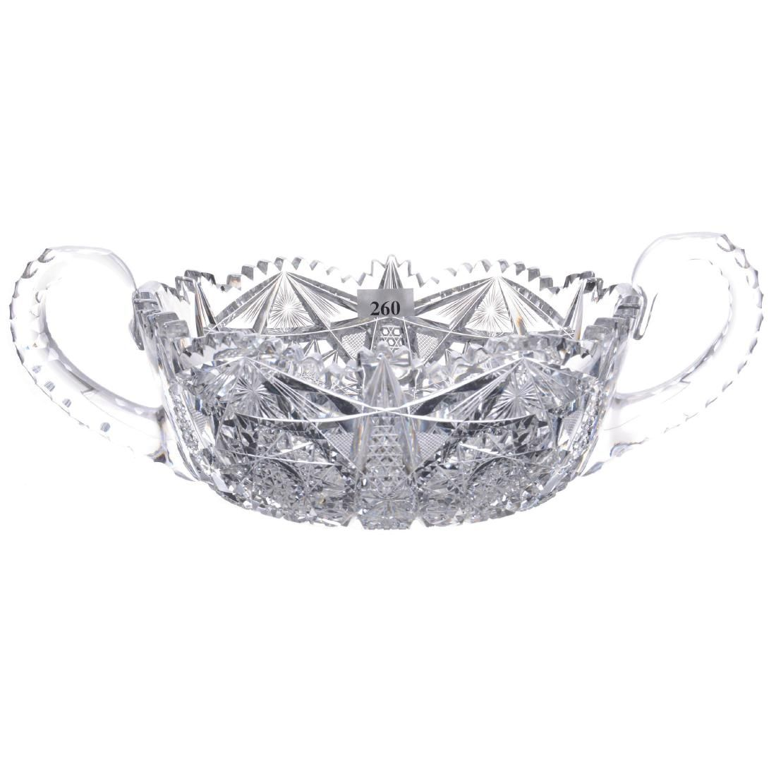 """Two -Handled Bowl - 4"""" X 12"""" - ABCG"""