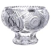 Pedestal Bowl  65 X 8  ABCG