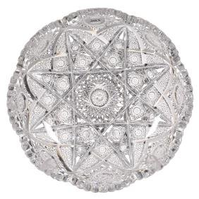 "2.75"" X 9.25"" American Brilliant Cut Glass Bowl"