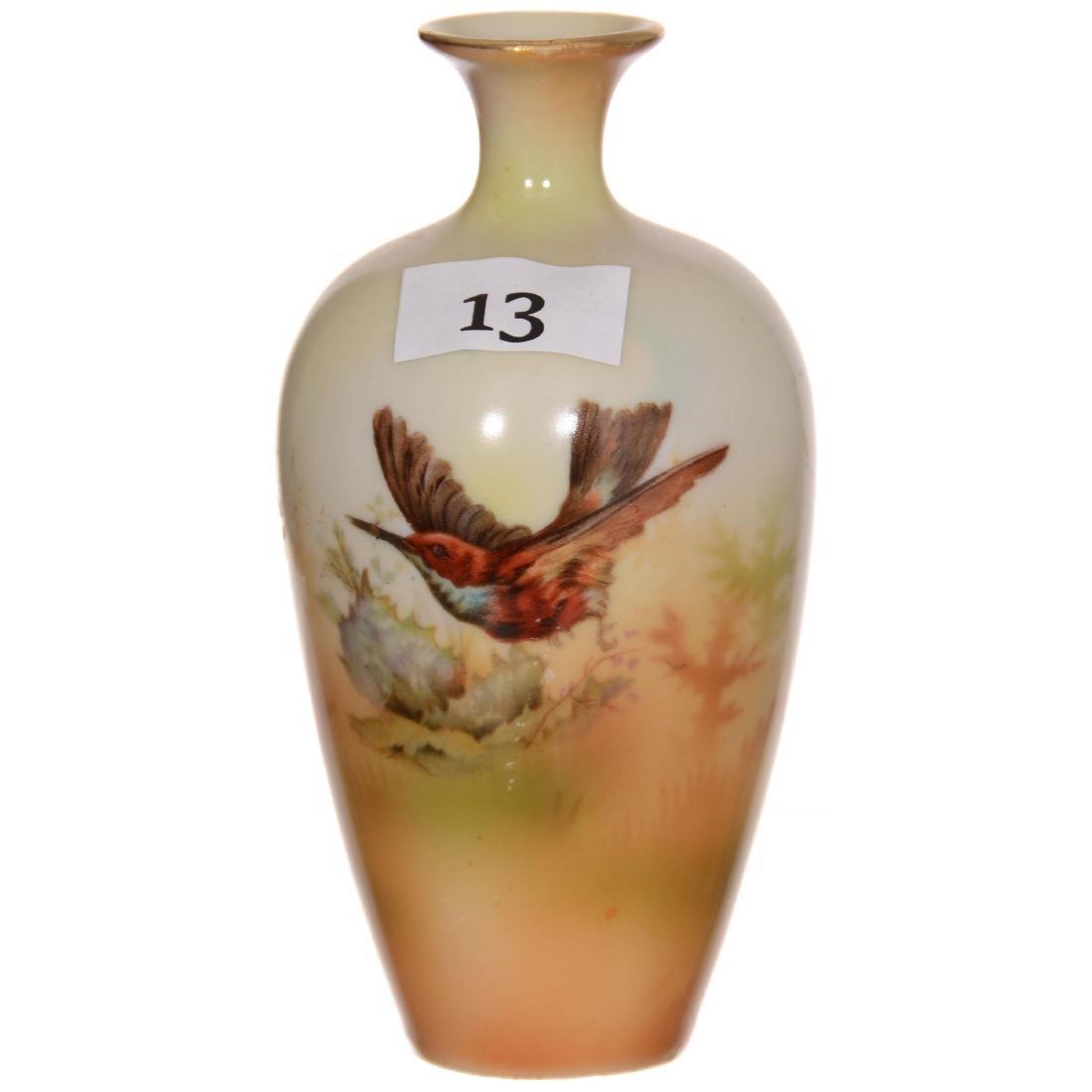 R.S. Poland (Prussia Mold #934) Vase