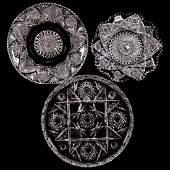 Three ABCG Plates