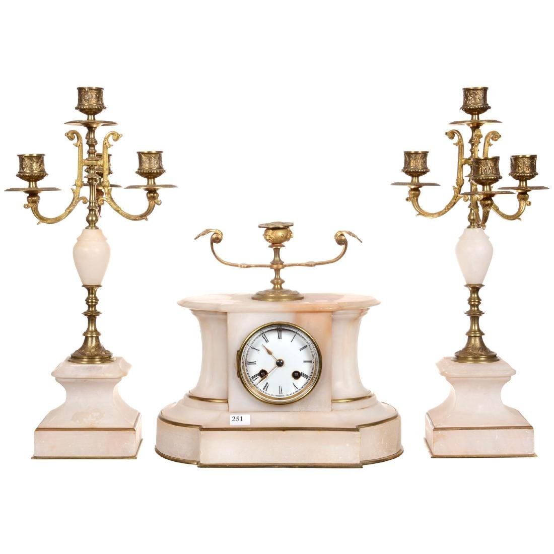 Three Piece Clock Set