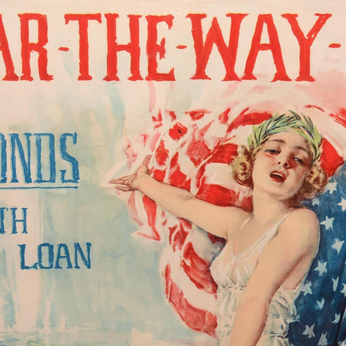 Vintage World War I Propaganda Poster - 3