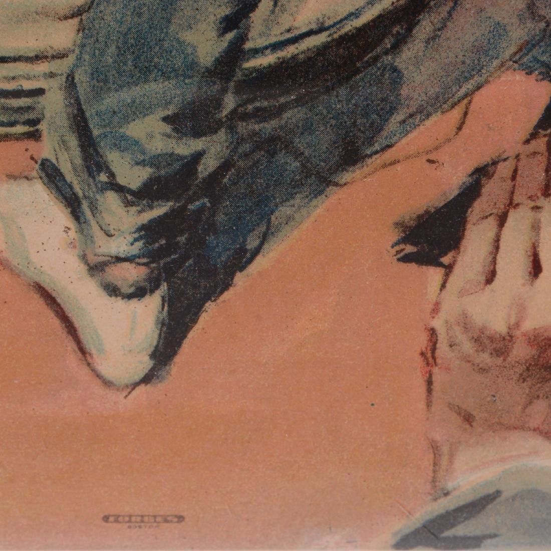 Vintage World War I Propaganda Poster - 4