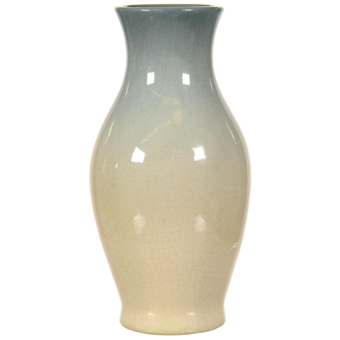 Marked Rozane Royal Ware Art Pottery Vase - 2