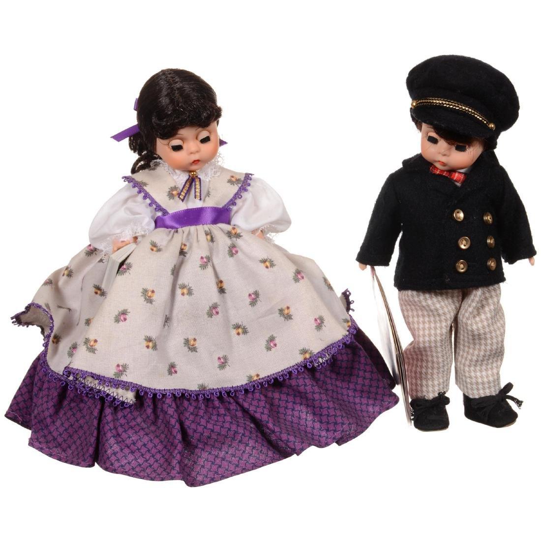 Ten Madame Alexander Dolls in Original Boxes - 3