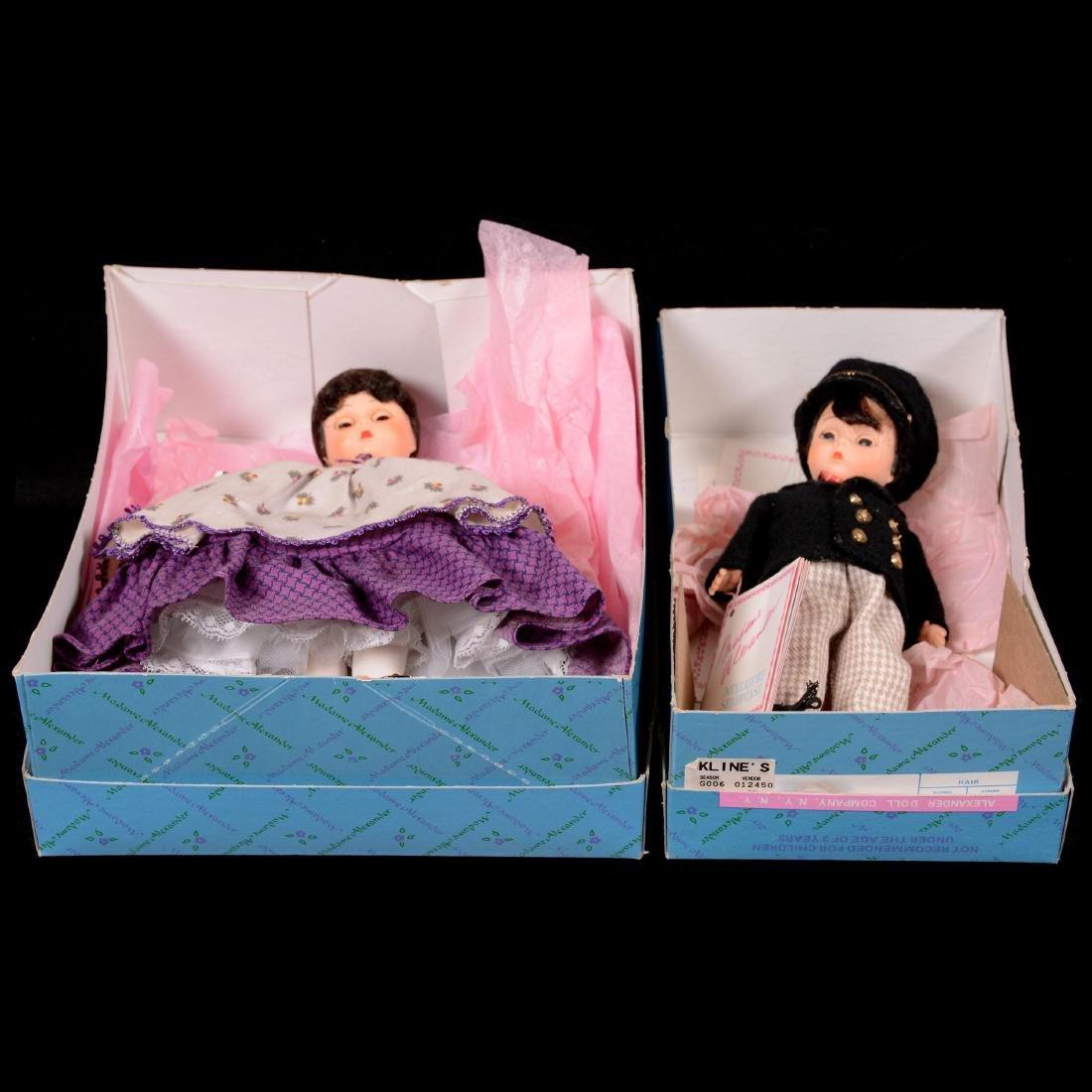 Ten Madame Alexander Dolls in Original Boxes - 4