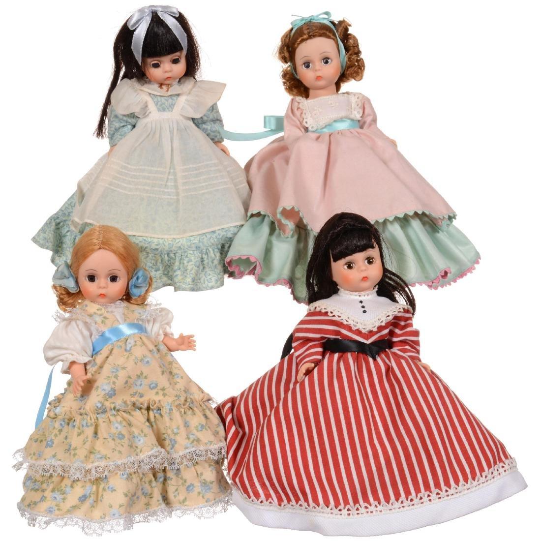 Ten Madame Alexander Dolls in Original Boxes - 5