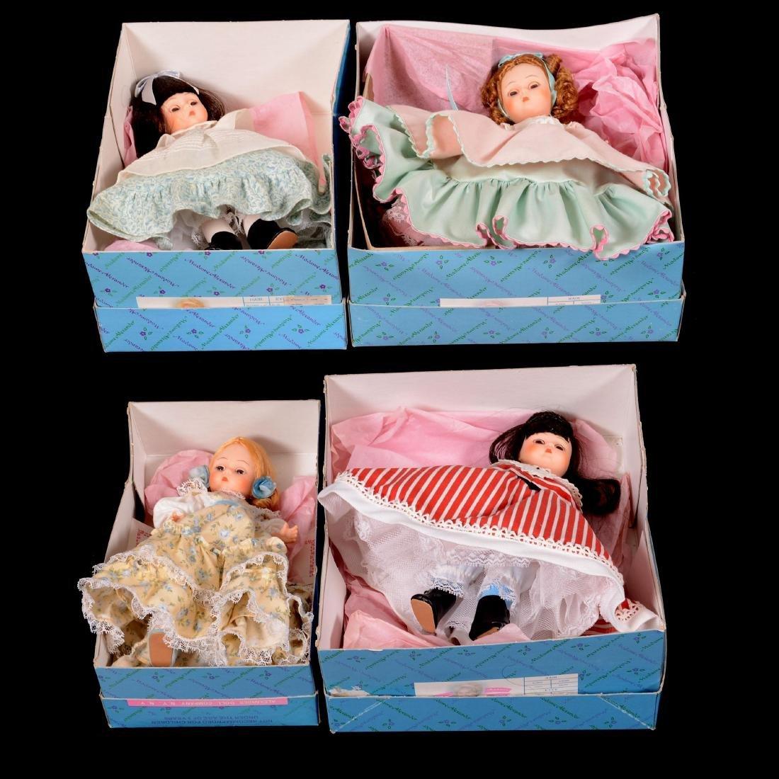 Ten Madame Alexander Dolls in Original Boxes - 6