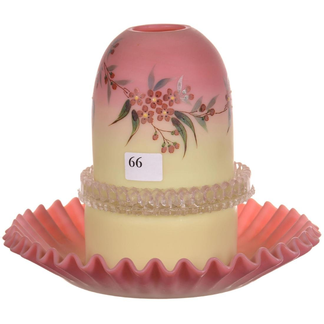Decorated Burmese Fairy Lamp