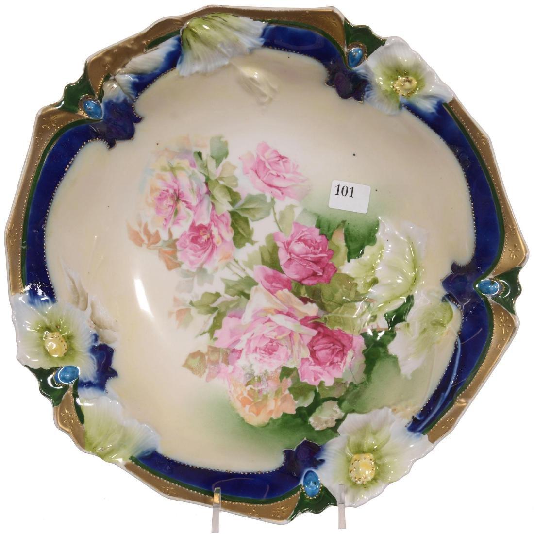 RSP Floral Mold Bowl