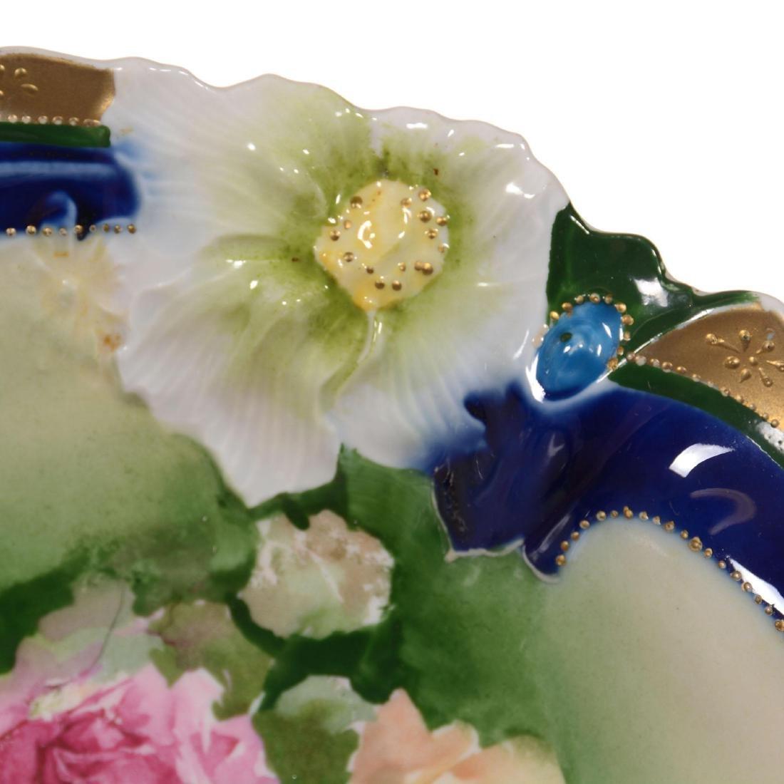 RSP Floral Mold Bowl - 2