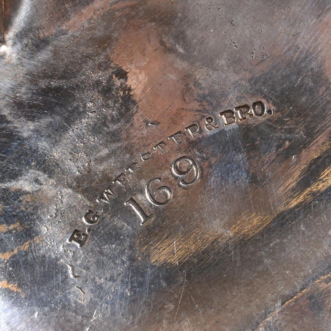 Figural Silver-plate Napkin Ring/Bud Vase - 2