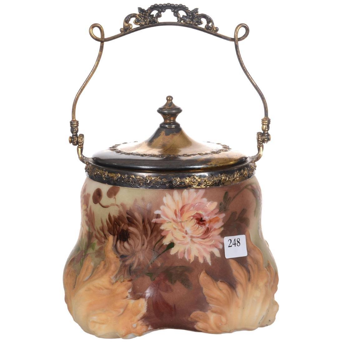 Unmarked Mt. Washington Biscuit Jar