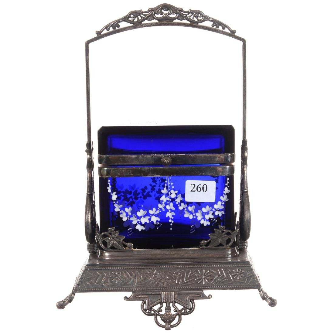 Victorian Jewel Casket