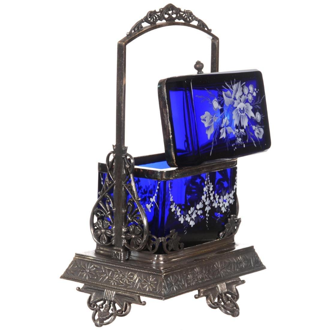 Victorian Jewel Casket - 2