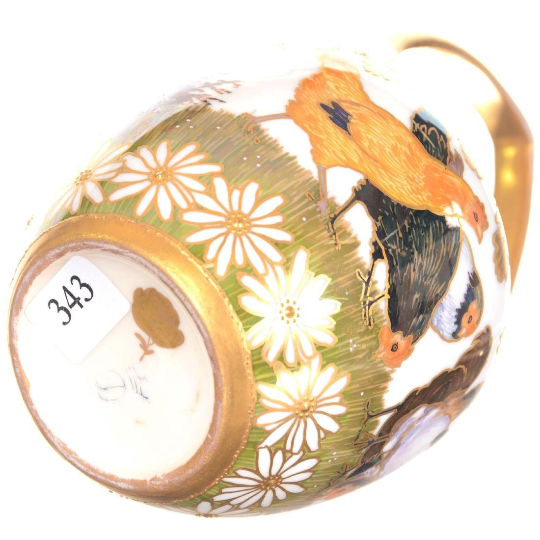 """Signed """"Strombergshyttan"""" Art Glass Vase - 3"""