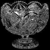 Pedestal Bowl  ABCG