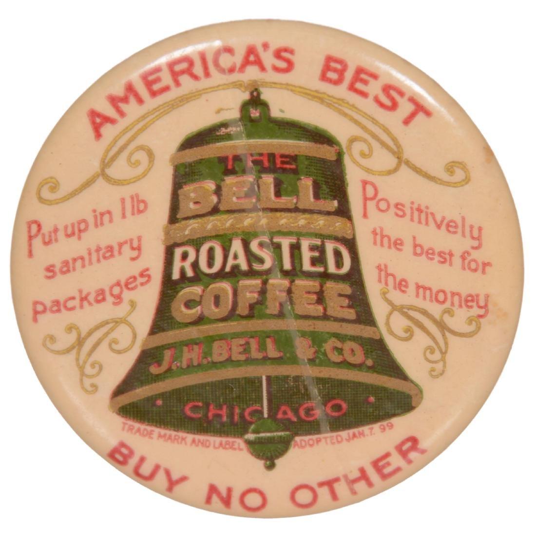 Original Round Advertising Pocket Mirror