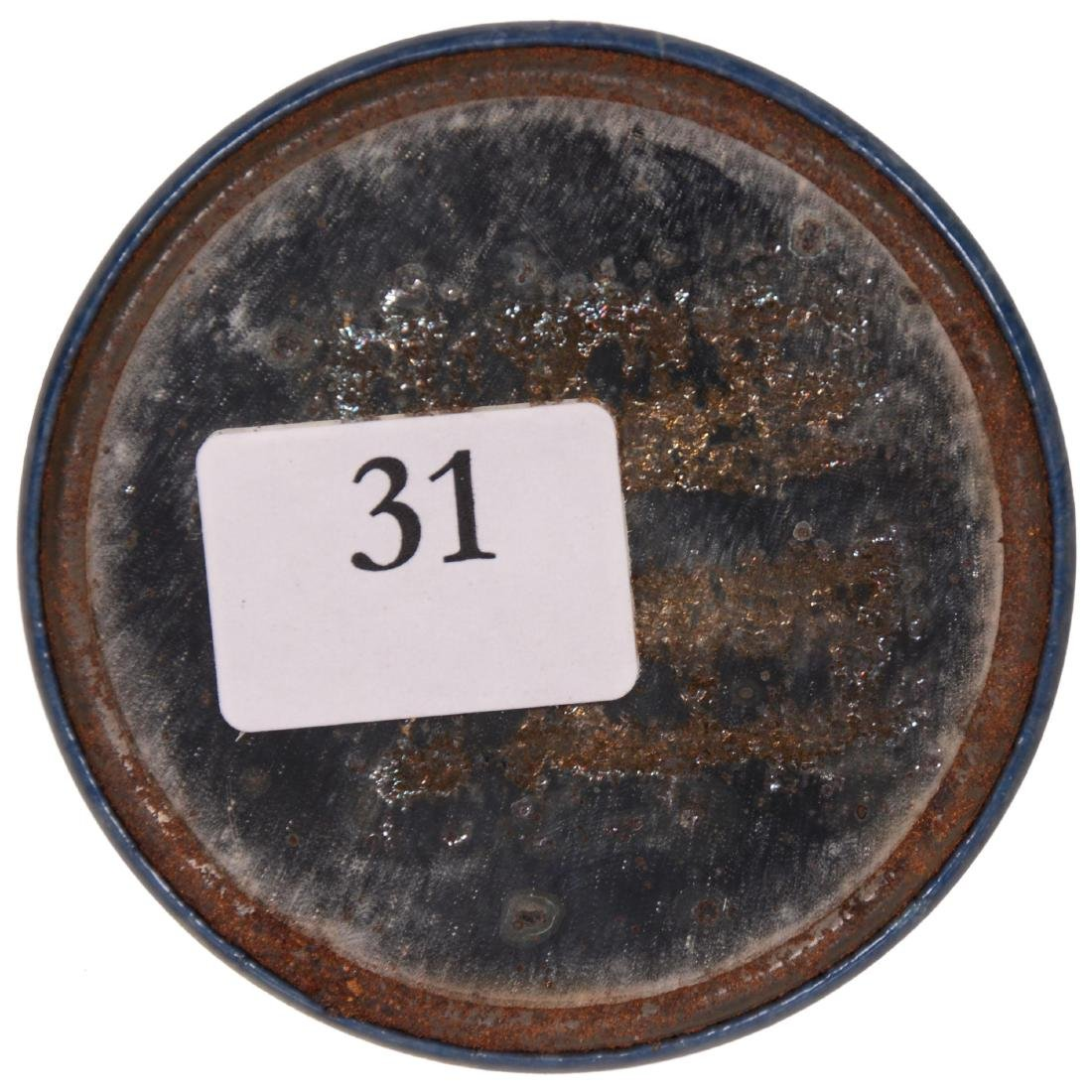 Original Round Advertising Pocket Mirror - 2
