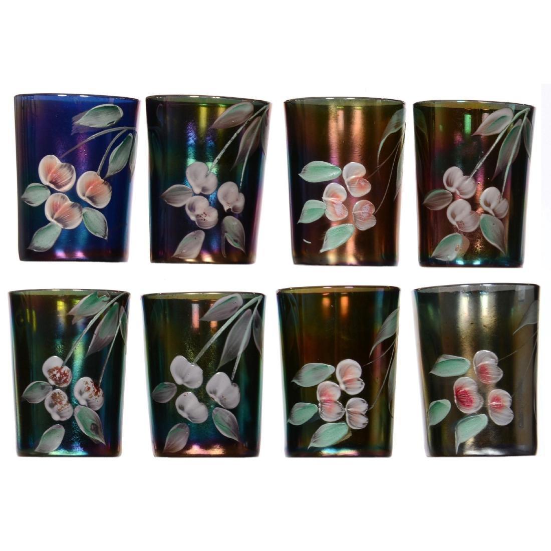 Carnival Glass Water Set by Fenton - 3