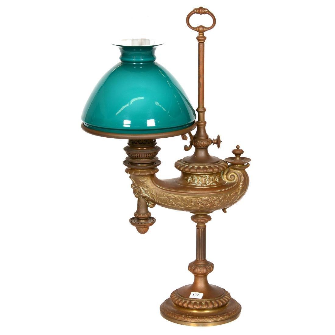 German Student Lamp