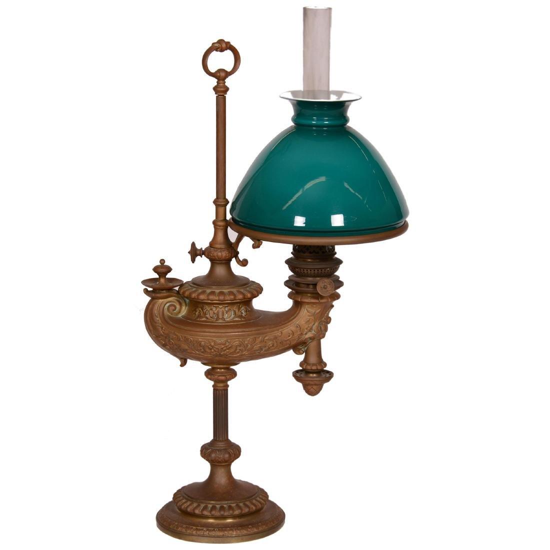 German Student Lamp - 3