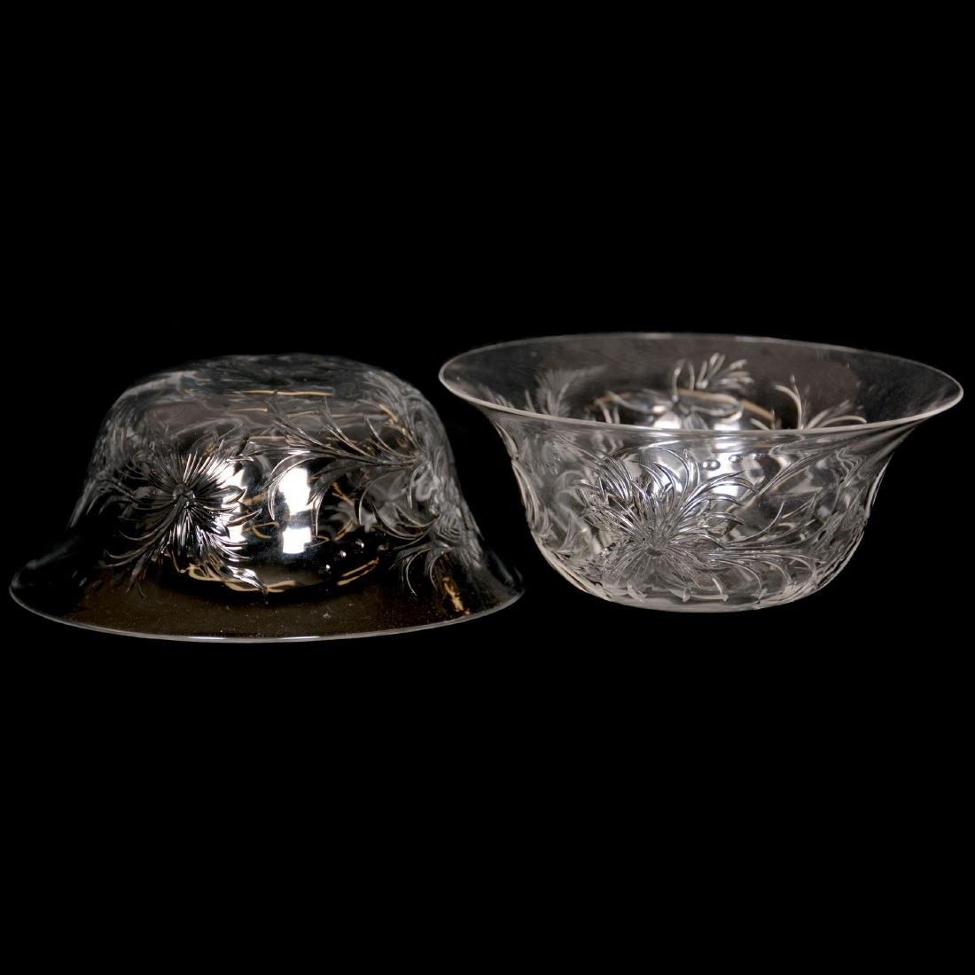 (12) Assorted Cut Glass Items - 3
