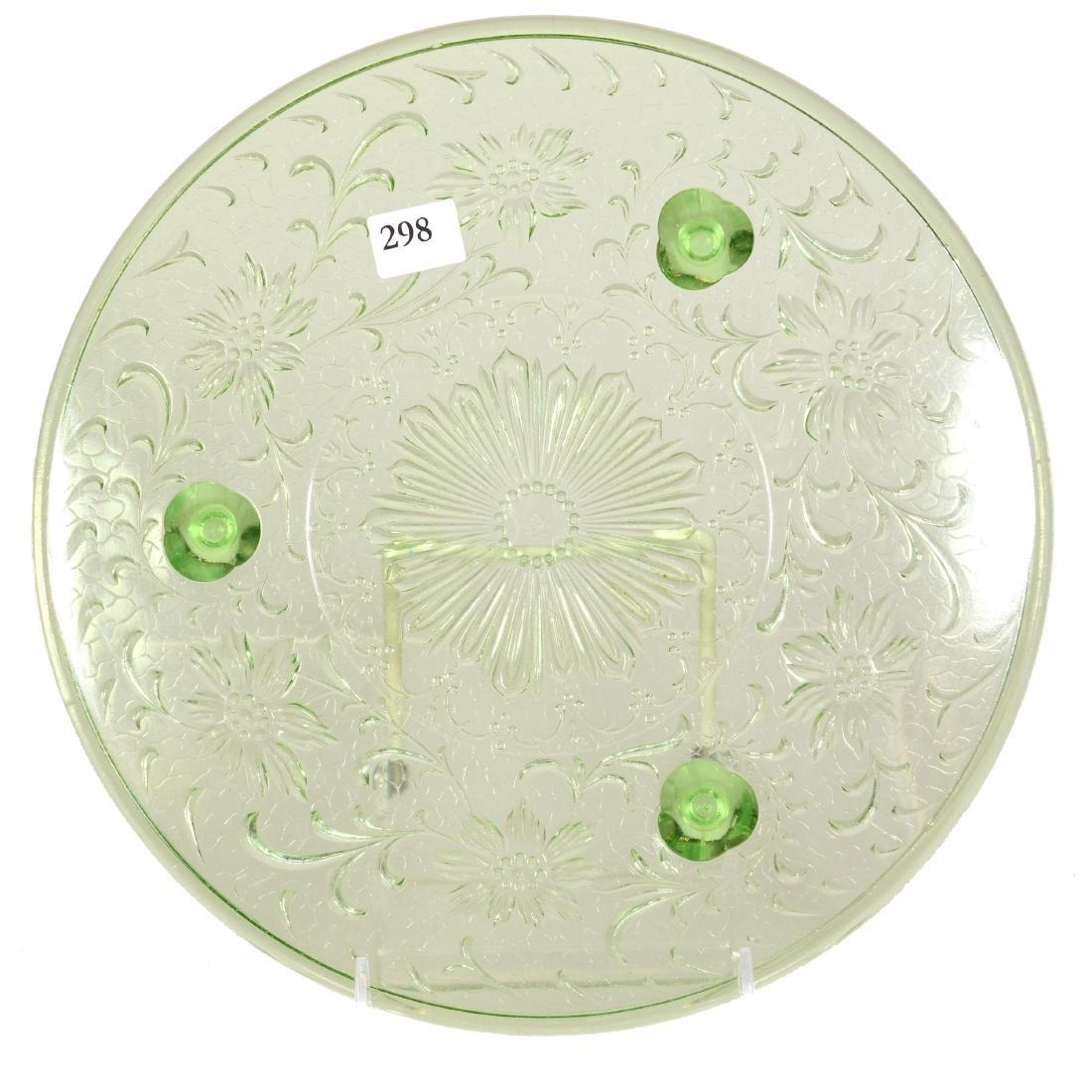 (5) Assorted Art Glass Items - 2