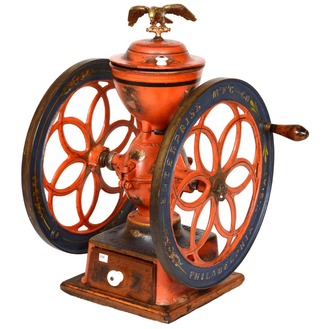 Original Cast Iron Coffee Grinder