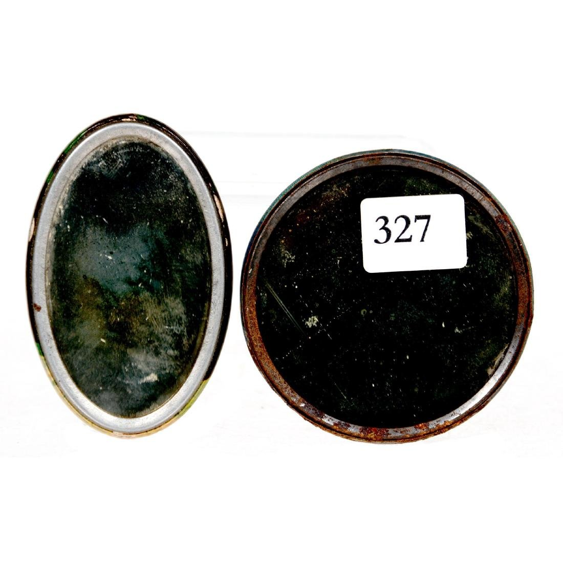 (2) Original Pocket Mirrors - 2