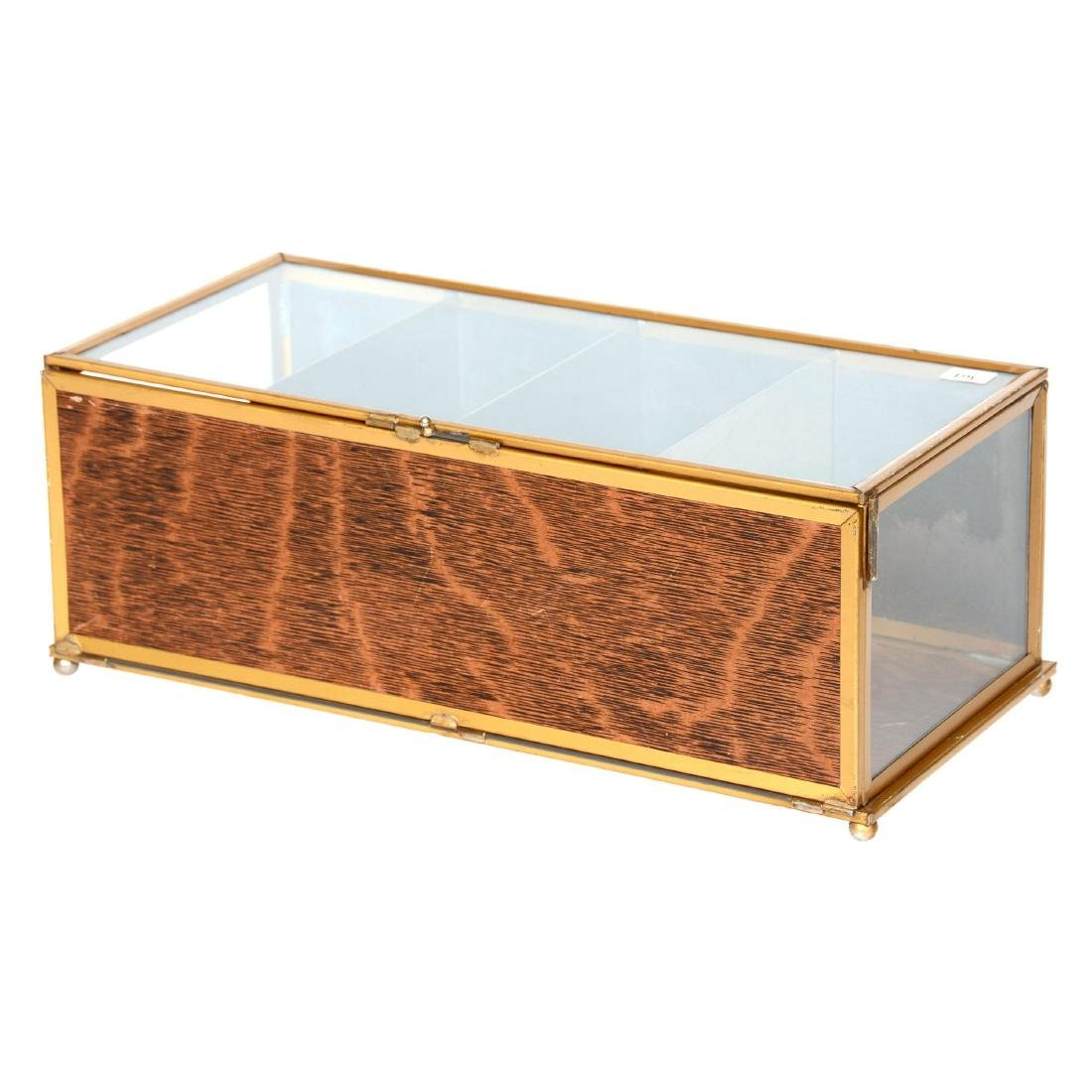 Advertising Counter Top Display Cabinet - 3