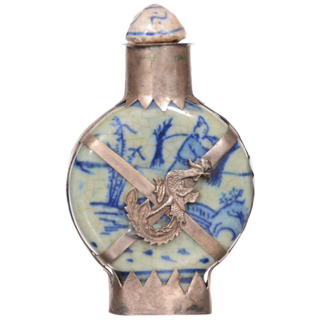 Oriental Snuff Bottle - 2