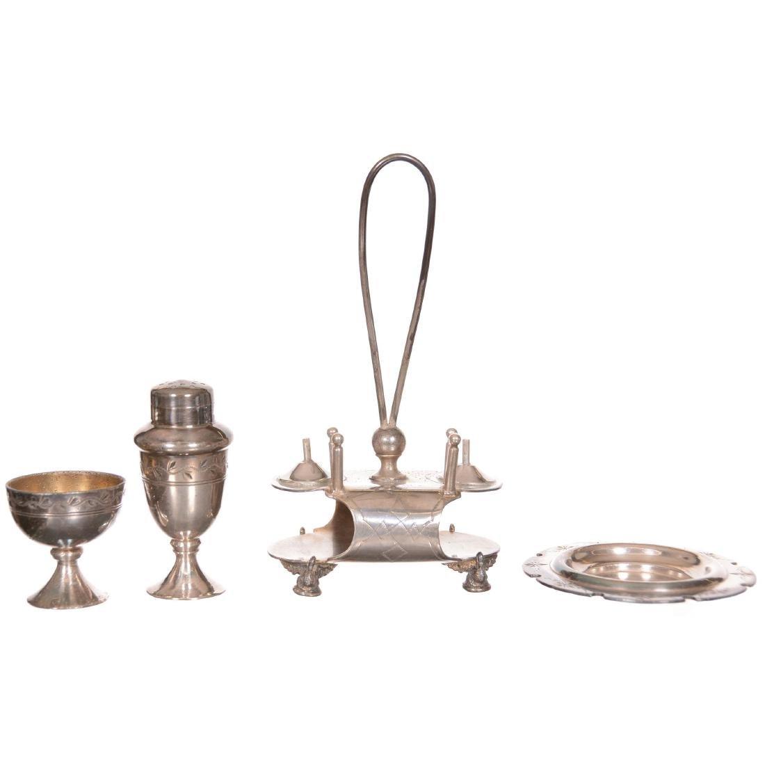 Victorian Condiment Set - 2