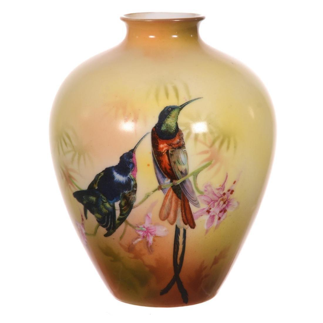 Royal Bayreuth Vase