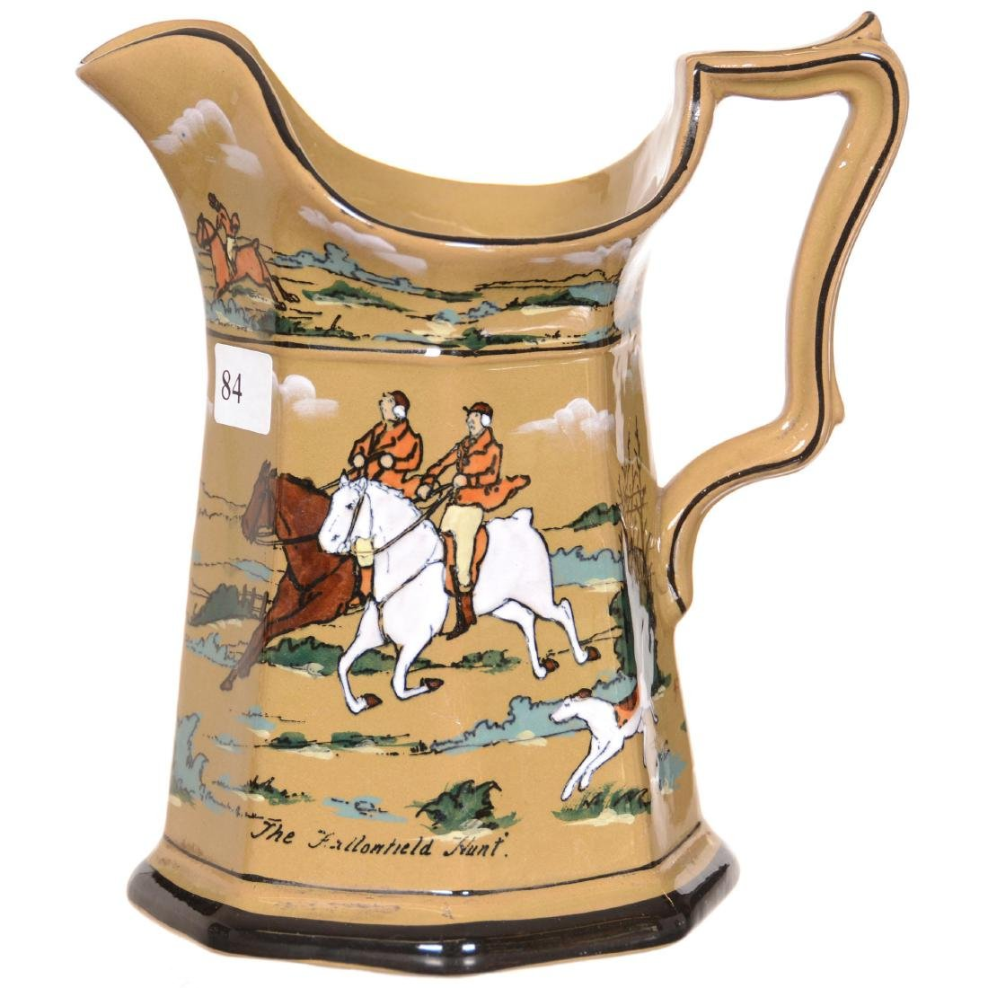 Deldare Pottery Pitcher