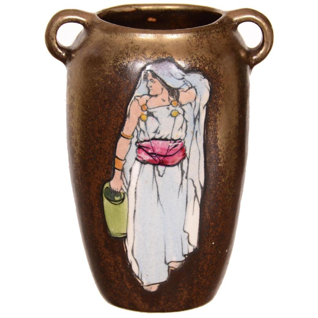 Austria Amphora Art Pottery Vase